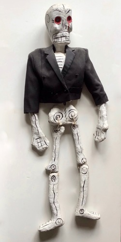 Calavera with Dinner Jacket