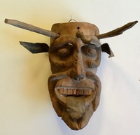 Devil Mask 10, Coban, 1940's