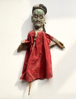 Marionette Puppet, Southern China, date unknown